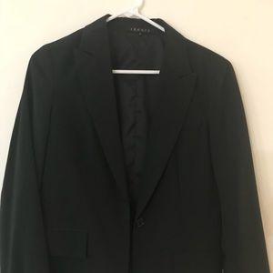 Theory Classic Black Suit Jacket size 8